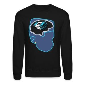Jordan 11 Gamma Blue Crewneck-Money on my Mind XI Shirt - Crewneck Sweatshirt