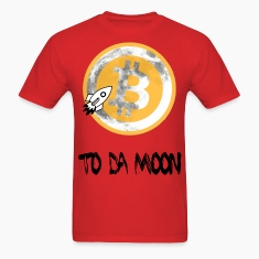 Bitcoin To Da Moon Geek