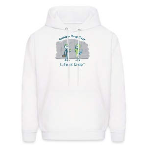 Random Drug Test - Mens Hooded Sweatshirt - Men's Hoodie