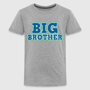 Big Brother Kids' Shirts - Kids' Premium T-Shirt