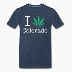 I Love Colorado T-Shirts