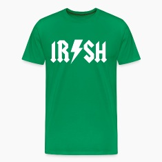 Irish Metal T-Shirts