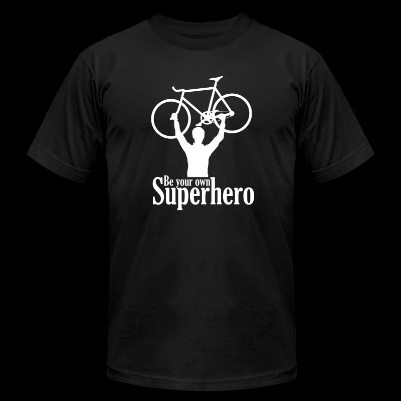 Be your own superhero - Men's Fine Jersey T-Shirt
