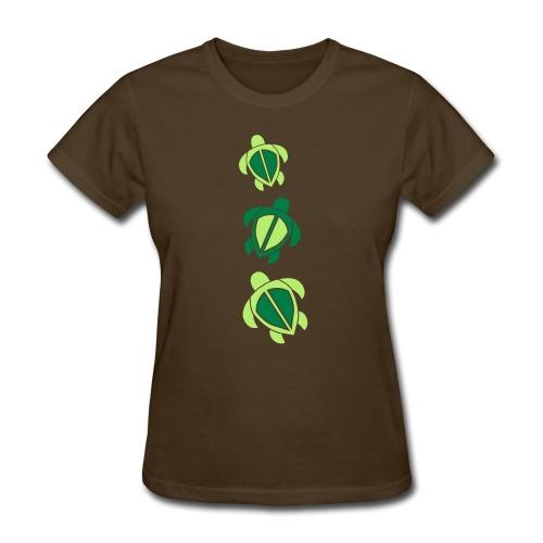 Turtles - Women's T-Shirt