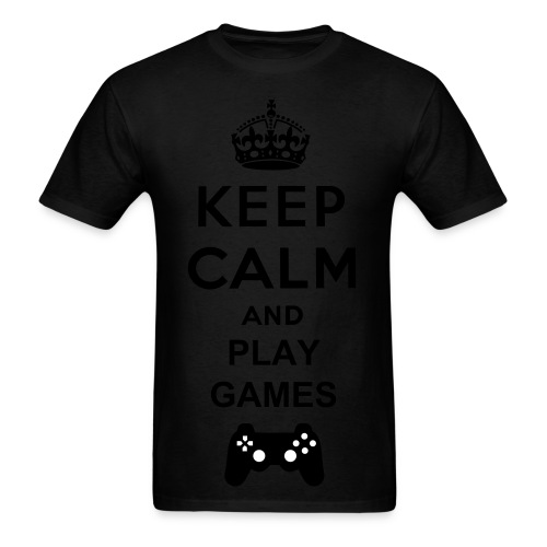 Gamer Shirt - Men's T-Shirt