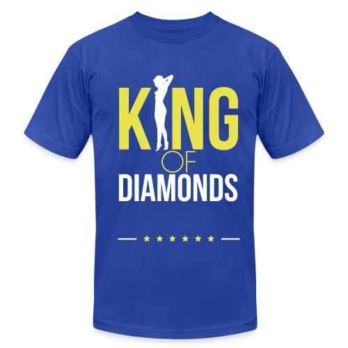 #BDF King of Diamonds Tee - Men's  Jersey T-Shirt