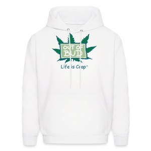 Out of Bud Sign - Mens Hooded Sweatshirt - Men's Hoodie