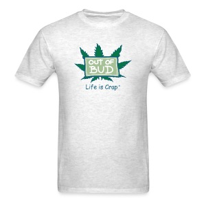 Out of Bud Sign - Mens Standard T-shirt - Men's T-Shirt