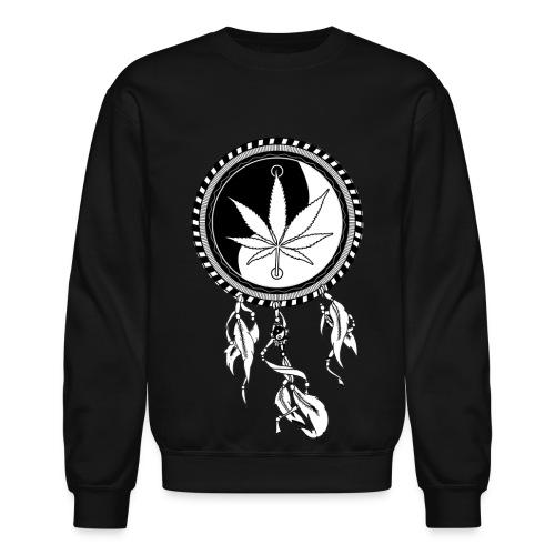 'Dreamcatcher' Men's Crewneck - Crewneck Sweatshirt