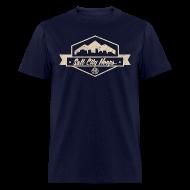T-Shirts ~ Men's T-Shirt ~ Salt City Hoops T-Shirt