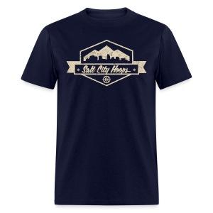Salt City Hoops T-Shirt - Men's T-Shirt