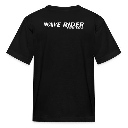 Shaka Wave Rider - Kids Tee - Kids' T-Shirt