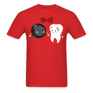 T-Shirts ~ Men's T-Shirt ~ Not BFF's Men's T-Shirt
