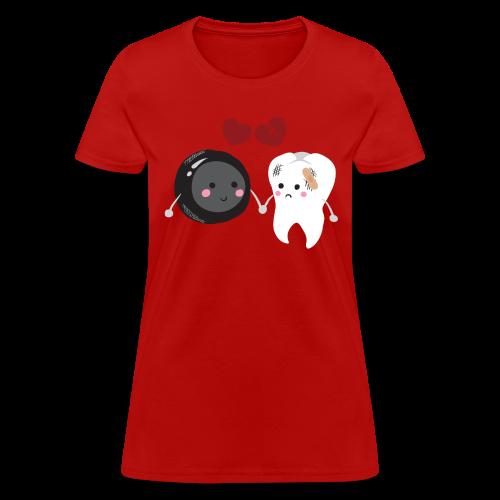 Not BFF's Women's T-Shirt - Women's T-Shirt