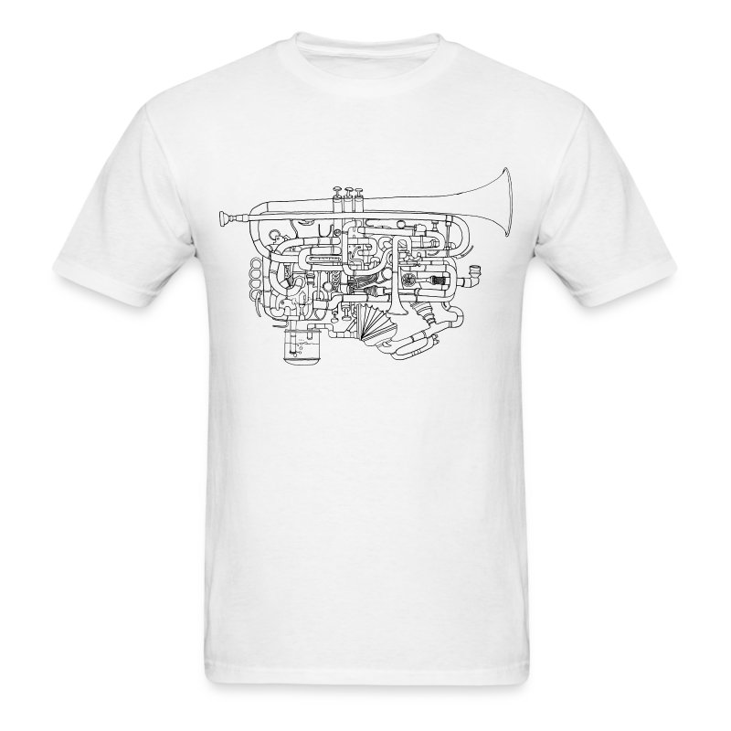 Trumpet (Standard Weight) - Men's T-Shirt