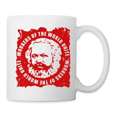 Karl Marx Slogan Coffee Mug - Coffee/Tea Mug