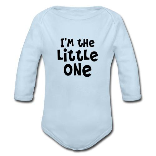 baby  - Organic Long Sleeve Baby Bodysuit