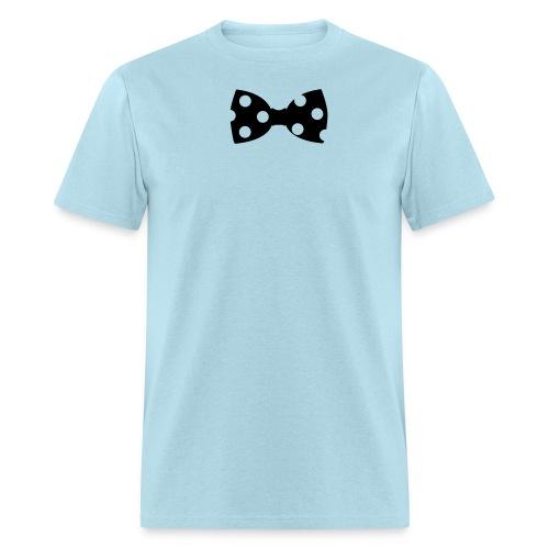 mens bowtie tishirt - Men's T-Shirt