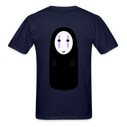 No Face (Male) - Men's T-Shirt