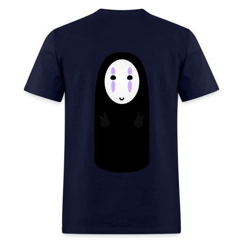 No Face (Male) - Men's T-Shirt