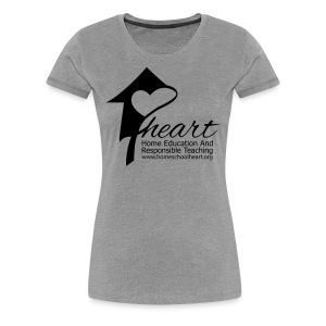 Gray Tshirt - Women's Premium T-Shirt