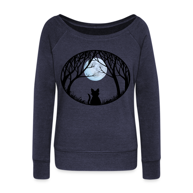 Fat Cat Sweatshirt Women's Cat Lover Shirts & Gifts