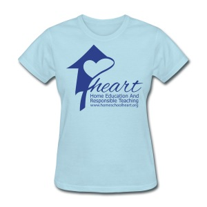 Women's Light Blue Shirt - Women's T-Shirt