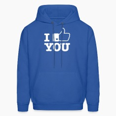 I Like You Hoodies