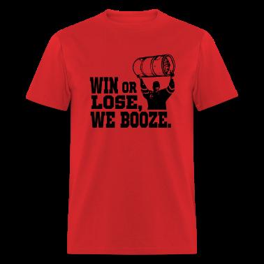 Stanley Keg - Booze T-Shirts