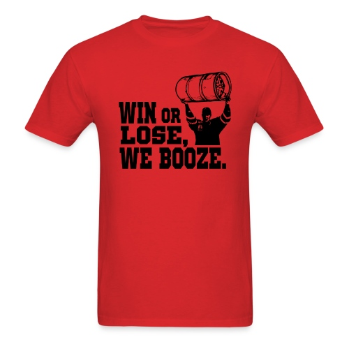 Booze Hound - Men's T-Shirt