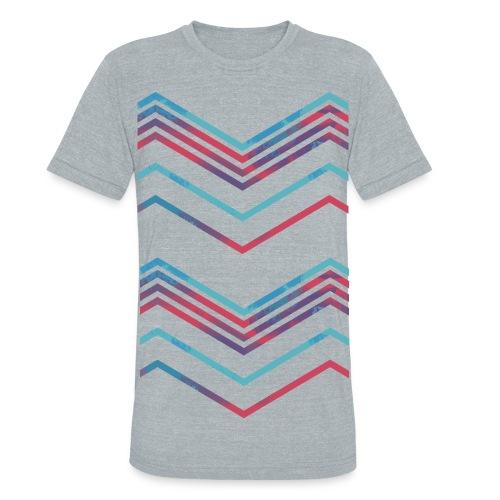 Tribal Vintage T-Shirt - Unisex Tri-Blend T-Shirt