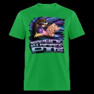 T-Shirts ~ Men's T-Shirt ~ Men's T Shirt: SPACE BUTTER PIG!