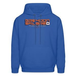 Orange & Blue Greydon Square NYC Hoodie - Men's Hoodie