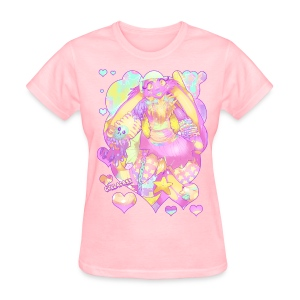 Kawaii Cassu Girl's T-shirt  - Women's T-Shirt