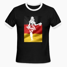 german-beer-girl-costume.png T-Shirts