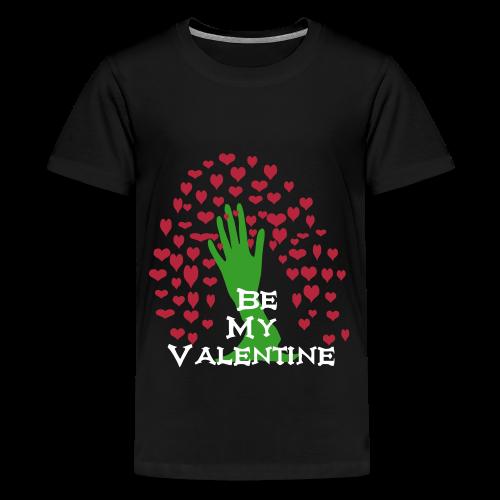 Be my Valentine - Kids' Premium T-Shirt