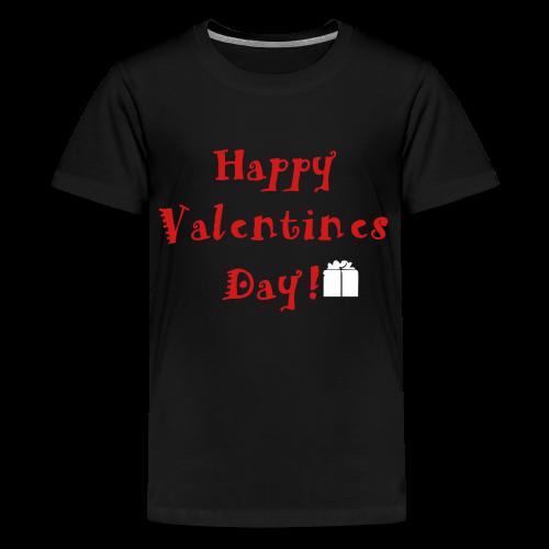 Happy Valentines Day - Kids' Premium T-Shirt
