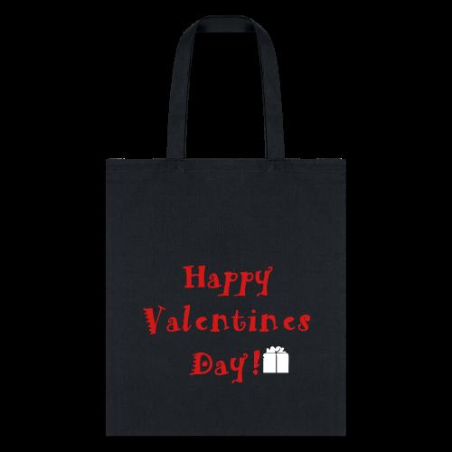 Happy Valentines Day - Tote Bag