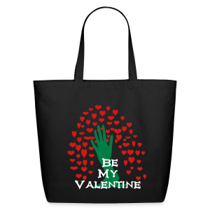 Be my Valentine - Eco-Friendly Cotton Tote