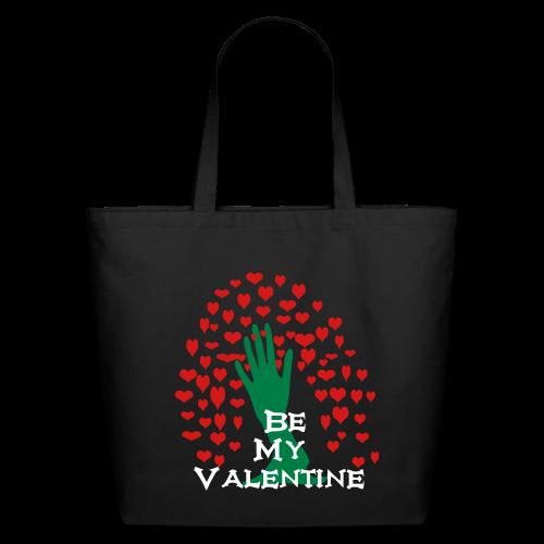 Be my Valentine - Eco-Friendly Cotton Tote