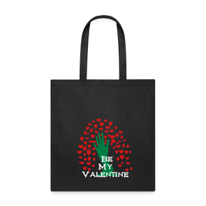 Be my Valentine - Tote Bag