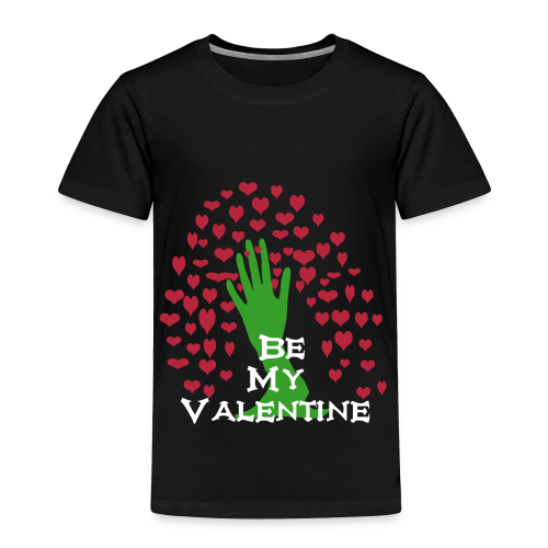Be my Valentine - Toddler Premium T-Shirt
