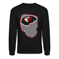 Long Sleeve Shirts ~ Crewneck Sweatshirt ~ Jordan 10 infrared crewneck - sweatshirt that match jordan 10 infrared