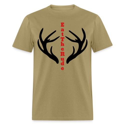 Eat The Rude - Men's T-Shirt