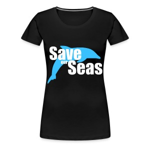 Save the seals tee - Women's Premium T-Shirt