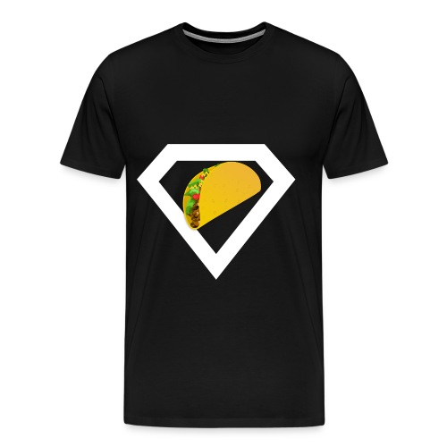 Super Taco - Men's Premium T-Shirt