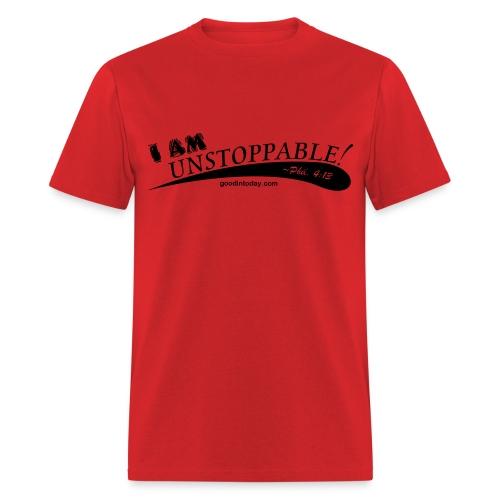 Unstoppable - Men's T-Shirt