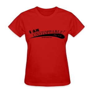 Unstoppable - Women's T-Shirt