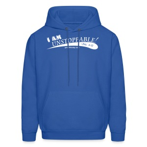 Unstoppable - Men's Hoodie
