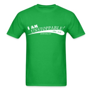 Unstoppable - Men's T-Shirt